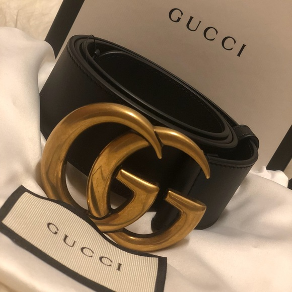 1c11e535ee92 Gucci Accessories | New In Dust Bag Belt Size 90 | Poshmark